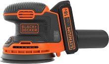 Black + Decker Cordless Random Orbital Sander - 18V