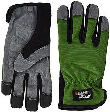 Black & Decker LIC. Men's Work Gloves, L