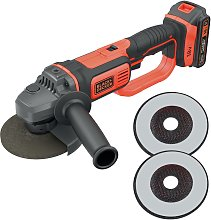 Black + Decker Power Connect Grinder - 18V