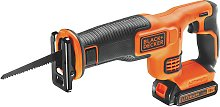 Black + Decker Power Connect Reciprocating Saw -
