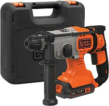 Black + Decker Power Connect SDS+ Hammer Drill -