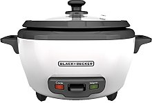 BLACK+DECKER RC506 6-Cup Cooked/3-Cup Uncooked
