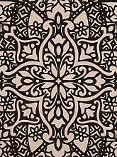Black Edition Byzantine Flock Paste the Wall