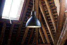 Black Edition industrial design pendant light