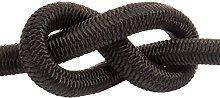 Black Elastic Bungee Rope Shock Cord Tie Down