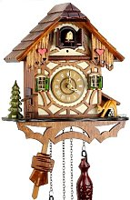 Black Forest Cuckoo Clock with Battery Operated