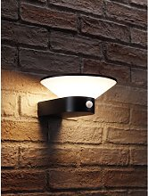 Black Integrated LED Contemporary Cone Design