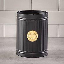 Black Kitchen Utensil Holder, Carbon Steel Utensil