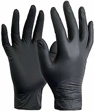Black Mamba Nitrile Workshop Gloves - Box of 100 -