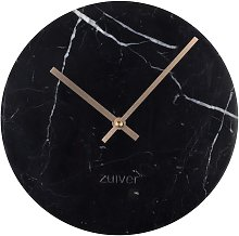 Black Marble Time Clock