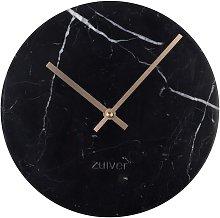 Black Marble Time Clock