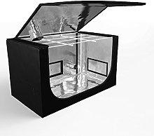 Black Orchid 70x120x70 Tent Hydroponics Hydroponic