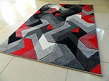 BLACK RED SILVER WHITE GREY PUZZLE SMALL MEDIUM XX
