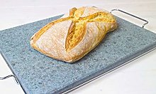 Black Rock Grill Baking Stone, Large Pastry Stone,