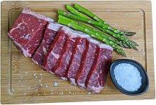 Black Rock Grill Bamboo Steak Board, Wooden