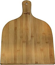 Black Rock Grill Large Bamboo Pizza Paddle Board,
