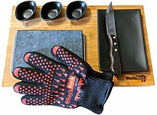 Black Rock Grill Steak On The Stone Cooking Gift