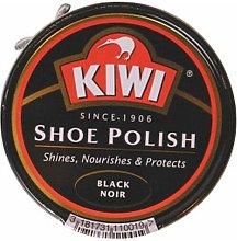 Black Shoe Polish 50ml - 95477 - Kiwi