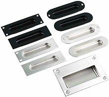 Black Sliding Door Handle Handle Stainless Steel
