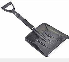 Black Snow Shovel Plastic Shovel,Food Shovel,