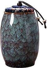 Black Temptation Ceramics Canister Collection Tea