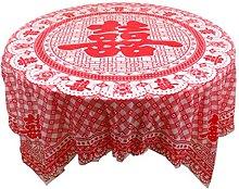 Black Temptation Set of 10 Disposable Tablecloths
