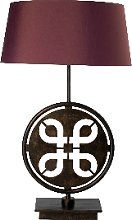Blackbird Bespoke - Handcrafted Crib Table Lamp In
