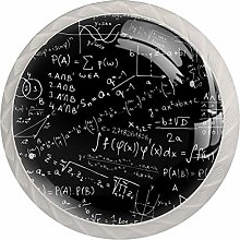 Blackboard Formula White Crystal Drawer Handles