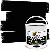 Blackboard Paint - 1 Litre tin Ideal for creating