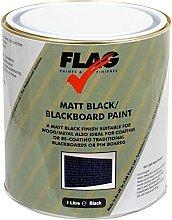 Blackboard Paint 1L Matt Black