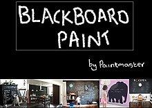 Blackboard Paint Chalk Board Matt Black 1 Litre