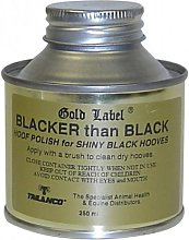 Blacker than Black Liquid (250ml) (Black) - Gold
