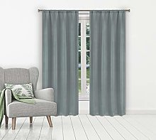 BLACKOUT 365 Blackout Curtain, Multi, 38x84 (2