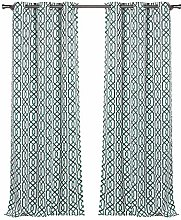 Blackout 365 blackout curtains for bedroom, Blue,