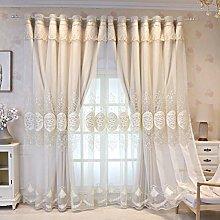 Blackout Curtain for Girls Bedroom Living Room