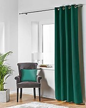 Blackout Curtain Green