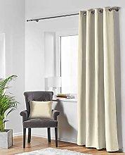Blackout Curtain Light Beige