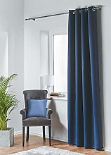 Blackout Curtain Navy Blue
