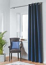 Blackout Curtain Navy Blue
