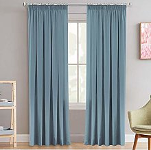Blackout Curtain Panels Thermal Insulated Window