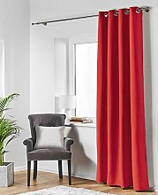 Blackout Curtain Red