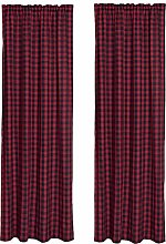 Blackout curtains Christmas curtain opaque