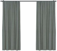 Blackout Curtains -Thermal Insulated Window