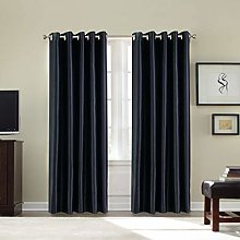 Blackout Thermal Curtains Eyelet Top Ring Top