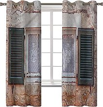 blackout window curtain, Thermal Insulated Home