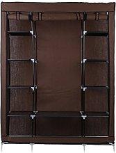 blackpoolal Canvas Wardrobe Bedroom Furniture