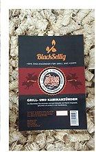 BlackSellig 15 kg natural lighter, lighter wool,