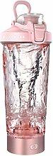 Blackube Protein Shaker - BPA Free,Tritan, 600ml