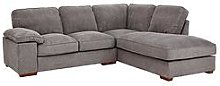 Blakely Fabric Right Hand Corner Chaise Sofa