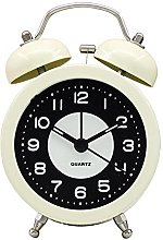 Blan Alarm Clock 4 Inch Large Ringing Luminous